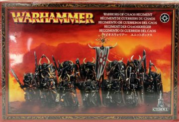 Games Workshop Warhammer Warriors Of Chaos Regiment 83-06